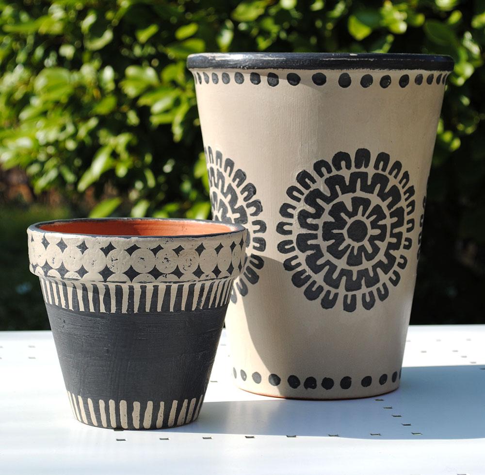 Pretty pots decorate decorate - Macetas de terracota ...