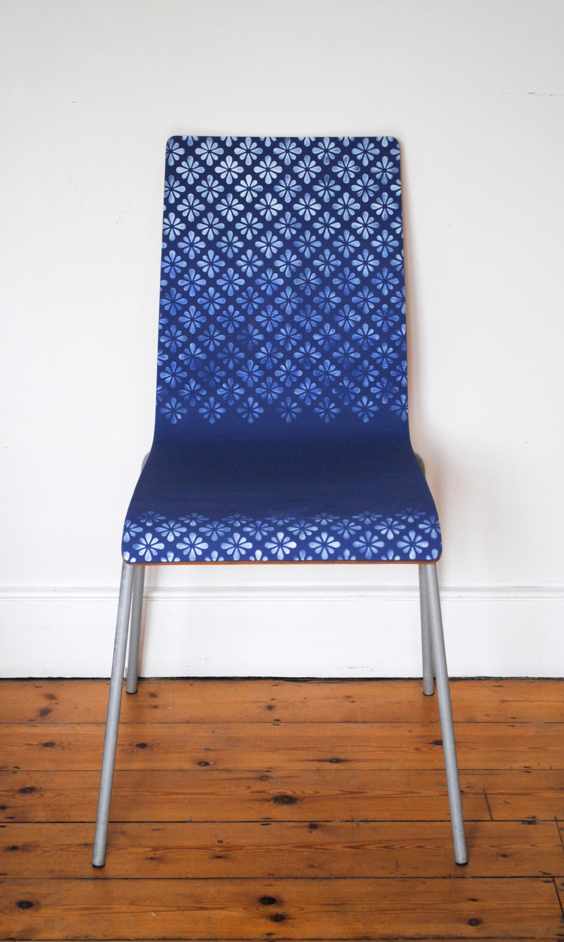 Agra Stencil Chair