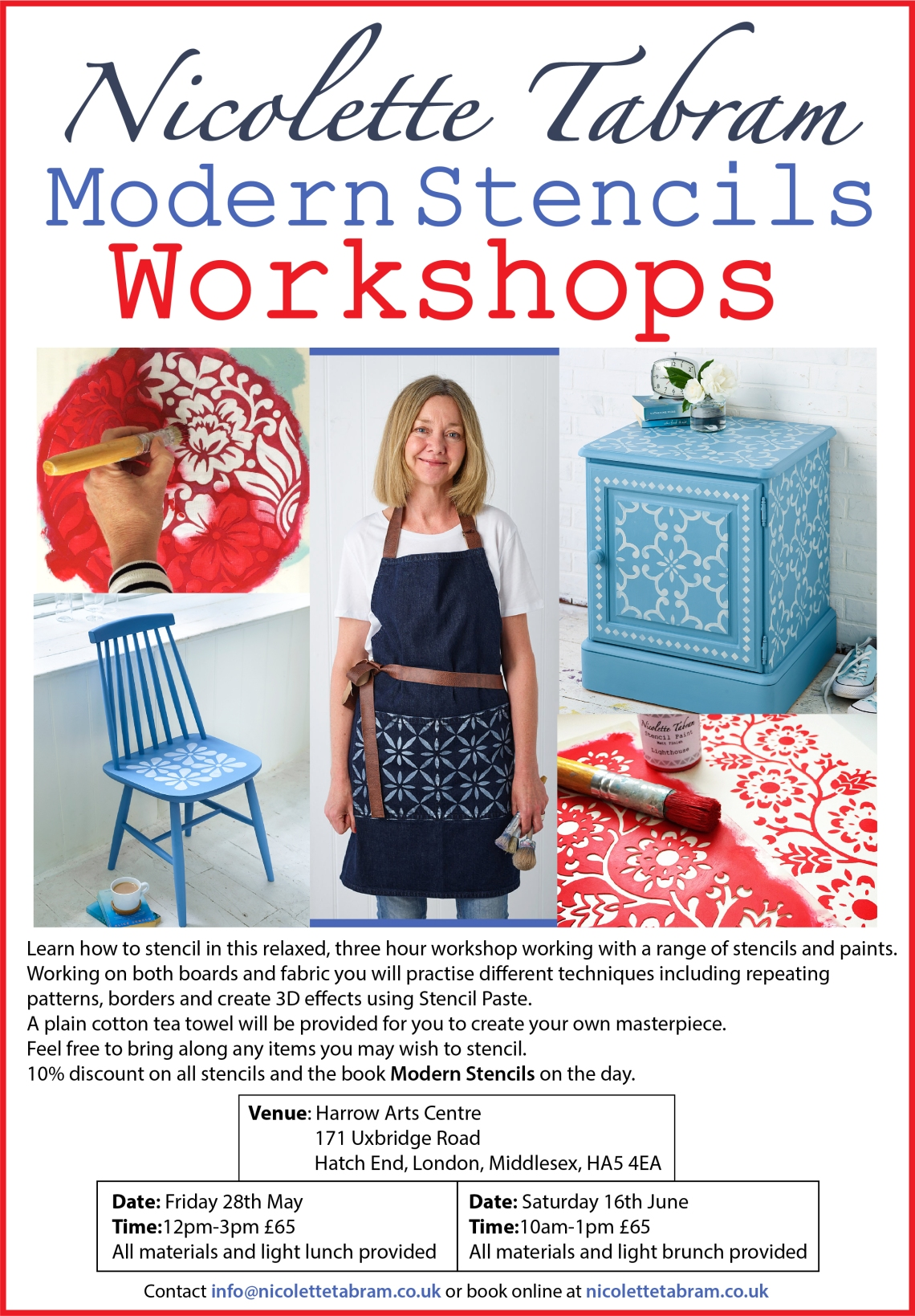 Latest Workshops